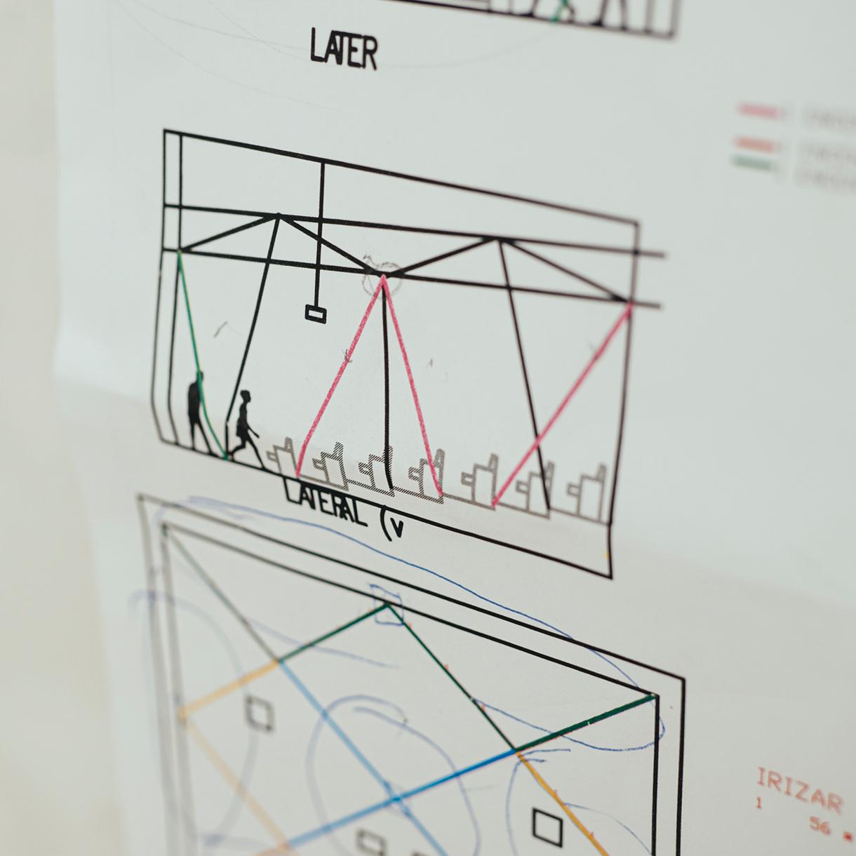 Irizar, diseño de espacio interior