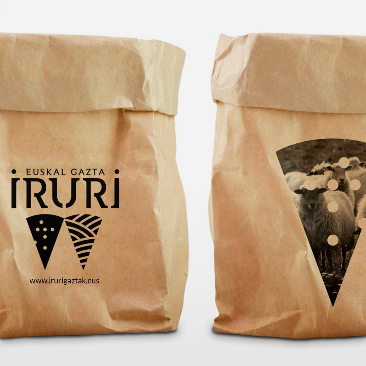 Iruri, packaging