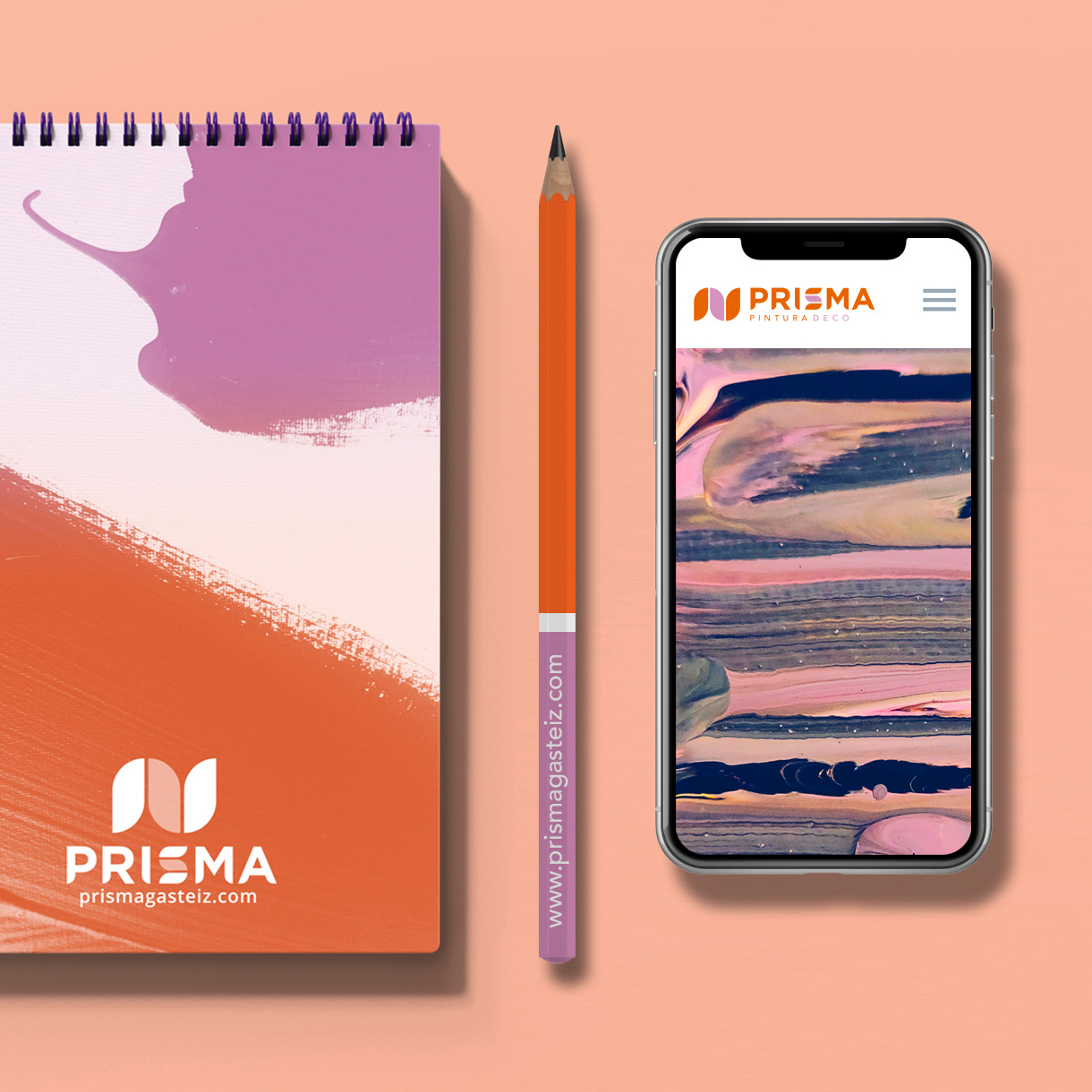 Prisma, renovación de marca