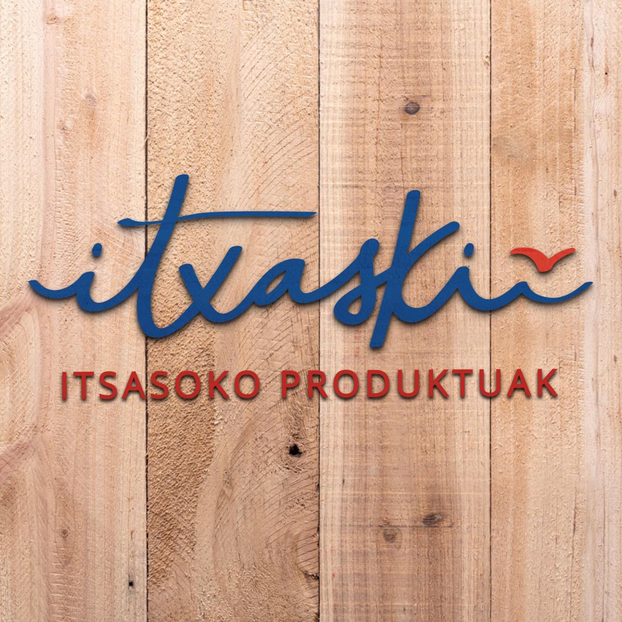 Itxaski, creación de marca