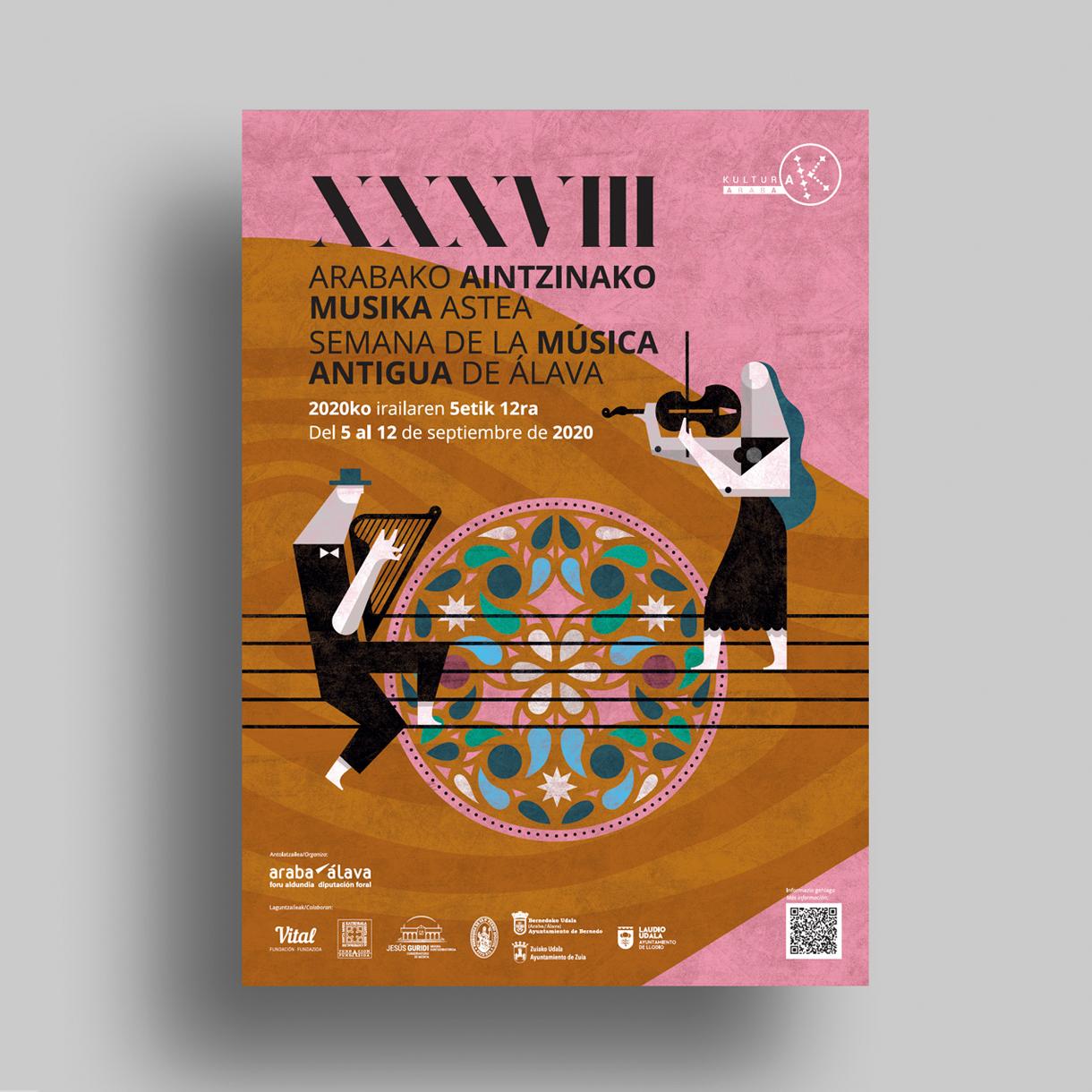 Semana de la Música Antigua, programa